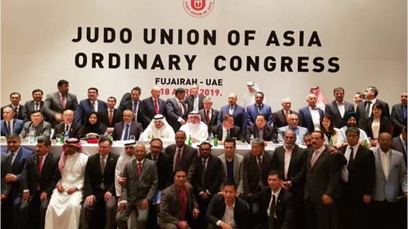 JUA Ordinary Congress 2019 FUJAIRAH